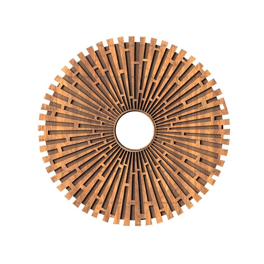 3д модель рамы для изготовления на чпу-станке